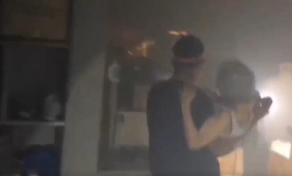 ระทึกกลางดึก!!  เกิดเหตุไฟไหม้ร้านจำหน่ายอุปกรณ์การศึกษา หน้า ม.ราชภัฎเพชรบุรี