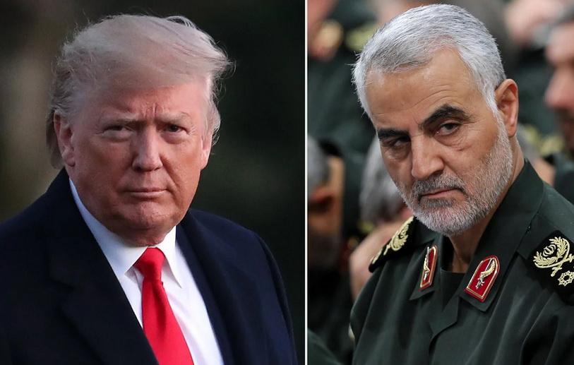 'ทรัมป์' ขู่ตอบโต้หนักเป็นพันเท่า!! หลังมีข่าว 'อิหร่าน' จ่อล้างแค้นให้นายพลที่ถูกลอบสังหาร
