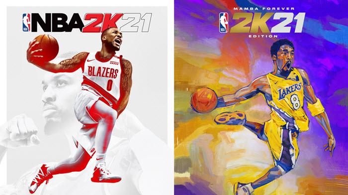 """""""NBA 2K21"""" วางจำหน่ายแล้วบนคอนโซลเจนปัจจุบันและพีซี"""