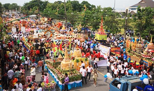 สารทไทย ประเพณีที่ดีงามของไทย! เป็นการกตัญญูต่อแม่โพสพ บรรพบุรุษที่ล่วงลับก็ยังทำบุญไปให้!!