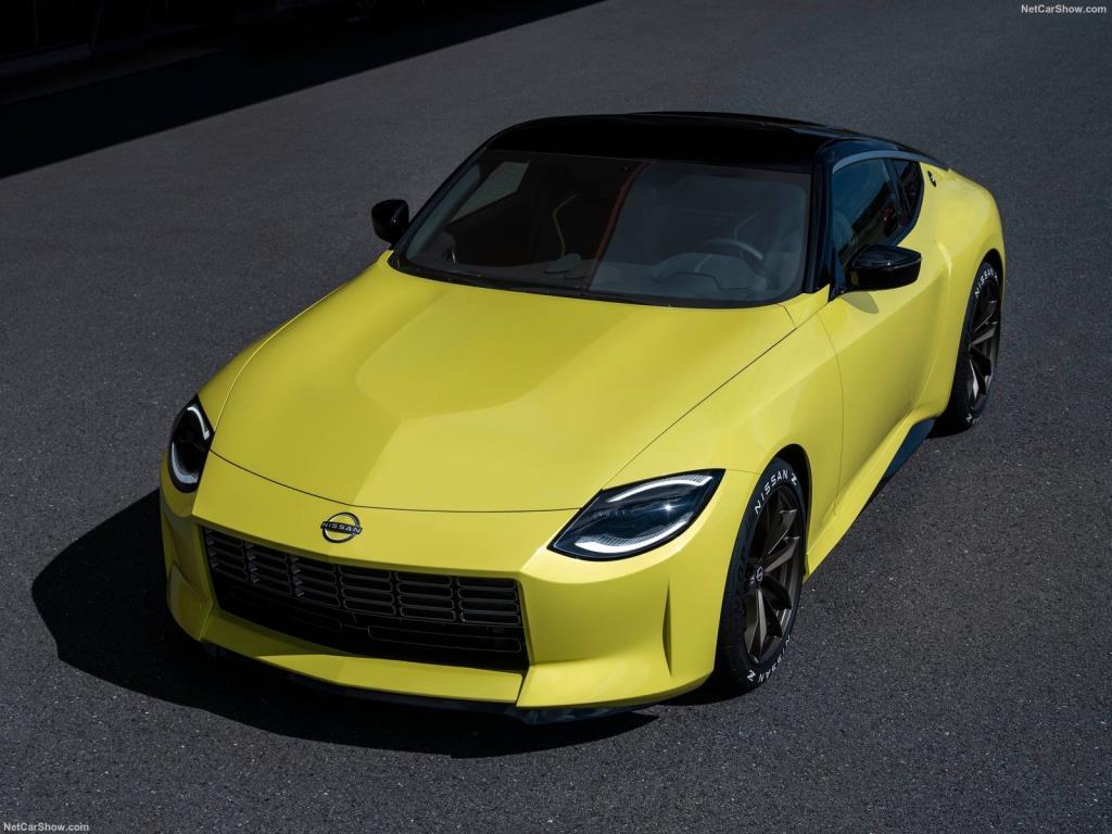 Nissan Z Proto Concept  อุ่นเครื่องด้วยต้นแบบคันจริงพร้อมขายปีหน้า