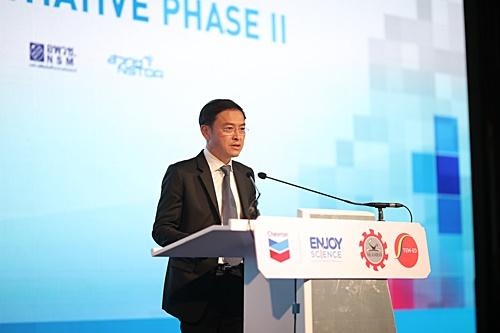 "Chevron Enjoy Science เฟสสอง ต่อยอด""สะเต็มศึกษา""สร้างพลังคนไทยต่อเนื่องสู่การพัฒนาพลังคนอาเซียน"