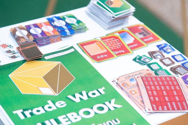 สุดยอดเยาวชนสร้างสรรค์บอร์ดเกม TK Park มอบ 5 รางวัล Print & Play เล่นเรียนรู้ไร้พรมแดน