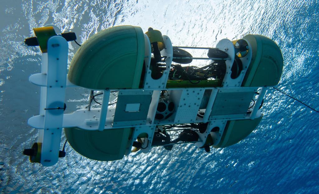 """เออาร์วี จับมือ เมอร์เมด จัดตั้ง """"ซีเควสต์""""  พัฒนาหุ่นยนต์และเอไอให้บริการใต้ทะเล"""
