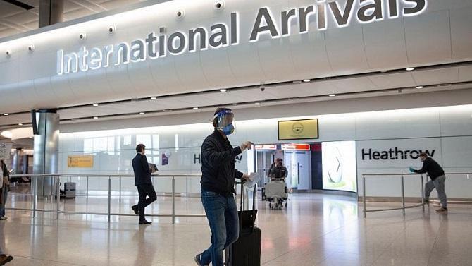ติดเชื้อต่ำ!อังกฤษปลดไทยพ้นจากบัญชีต้องห้าม อนุญาตเข้าประเทศไม่ต้องกักโรคโควิด-19