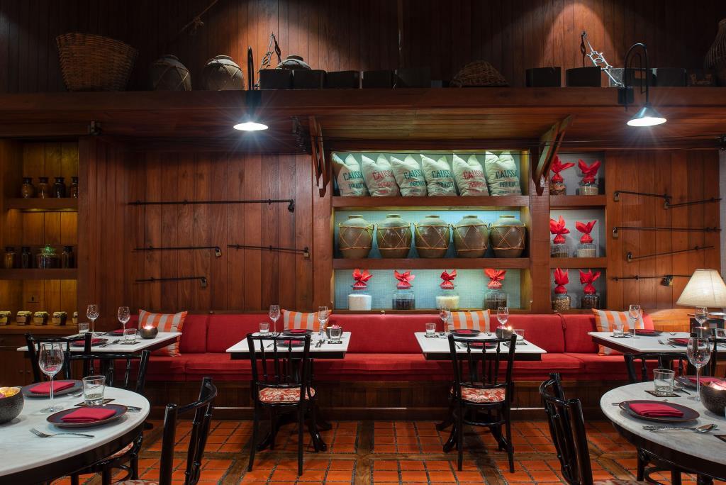 """ดินเนอร์ """"อาหารอินเดีย"""" กับเชฟมิชลินสตาร์ ณ ห้องอาหาร สไปซ์ มาร์เก็ต"""