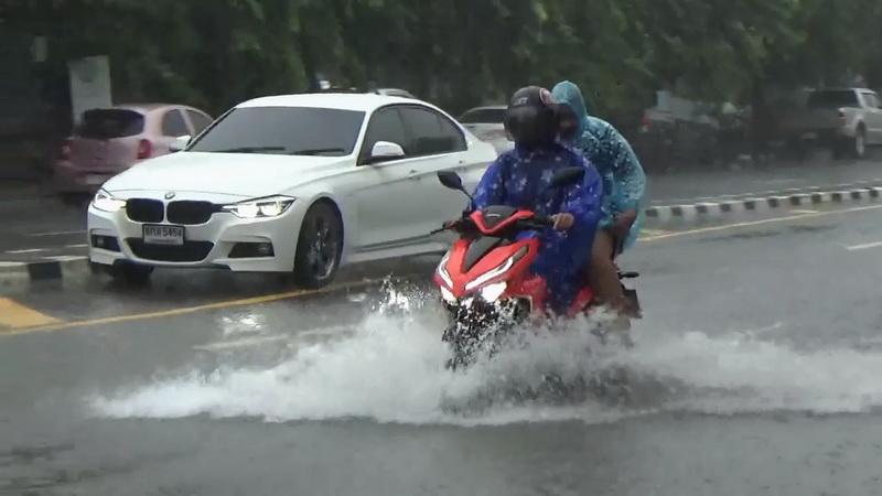 พ่อเมืองอุบลฯสั่งรับมือพายุโนอึล  พร้อมเฝ้าระวังอ่างเก็บน้ำห้ามรั่วแตก