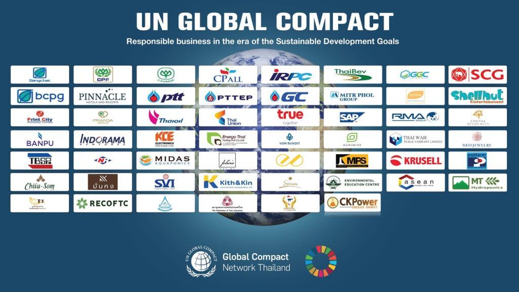 ธุรกิจแถวหน้าผนึกพลัง  หนุนGCNTขับเคลื่อนSDGs