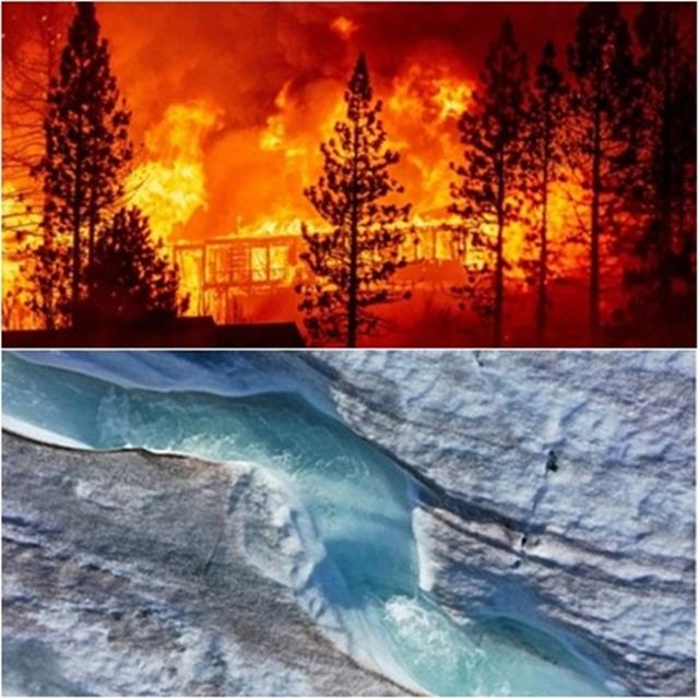 ยูเอ็น เตือนโลกร้อนยังไม่ชะลอตัว 'โควิด-19' ไม่ช่วยลดก๊าซเรือนกระจกในบรรยากาศแต่อย่างใด