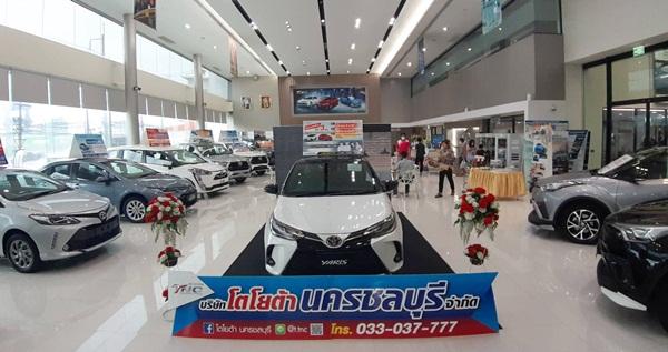 เชื่อ EEC กระตุ้นตลาดรถยนต์ชลบุรีโค้งสุดท้ายปี 63  หลังโควิดทุบยอดรวมหาย 40%