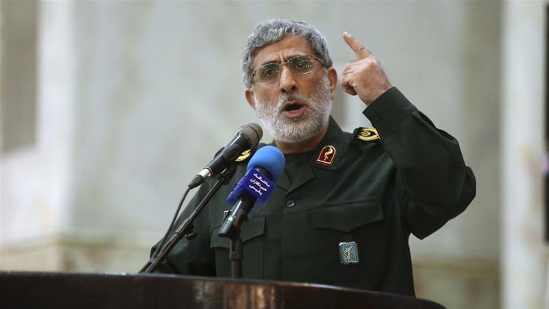 """หน่วยพิทักษ์ปฏิวัติอิหร่านลั่นจะล้างแค้นให้ """"โซเลมานี"""" แต่จะจัดการเฉพาะผู้เกี่ยวข้องเท่านั้น"""