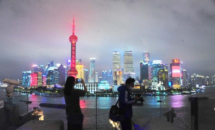 'เซี่ยงไฮ้'กำลังพยายามครั้งใหม่เพื่อขึ้นเป็น'ศูนย์การเงินระดับโลก' แทนที่ 'ฮ่องกง'