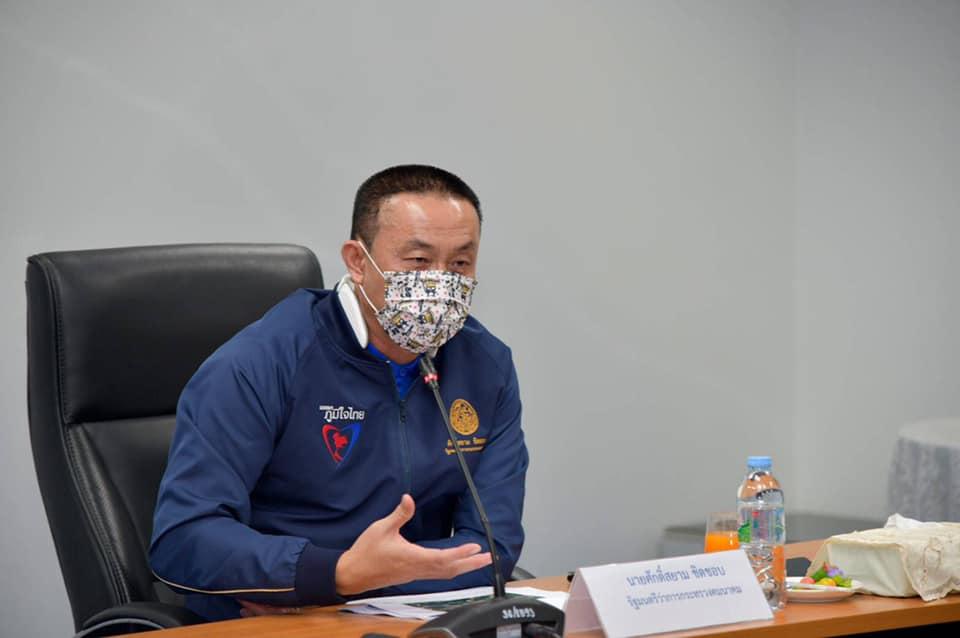 ภท.ลุยเปิดโครงการนำยางพารามาใช้ปรับปรุงเพิ่มความปลอดภัยทางถนน ใน 3 จว.อีสาน