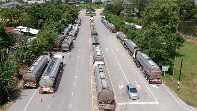 ลามอีก!สินค้าไทยตกค้าง-ยอดหายวันละ 100 ล้านเซ่นสกัดโควิดข้ามพรมแดนแม่สาย