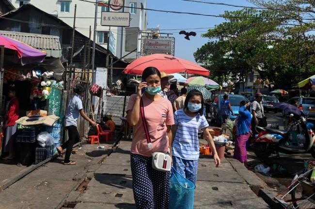 โควิดในพม่ายังแรงไม่หยุด ยอดป่วยสะสมทะลุ 5,000 ราย