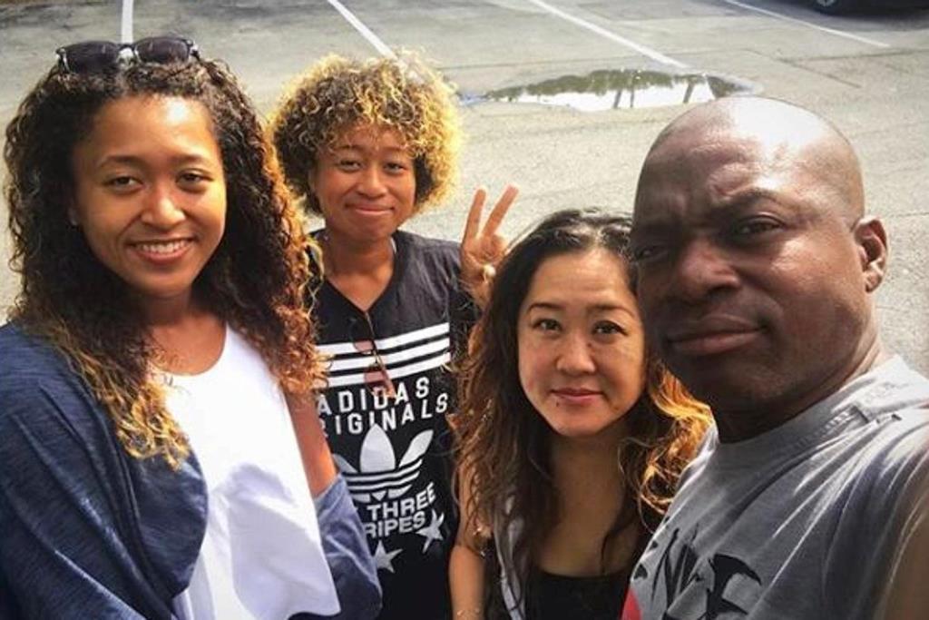 โอซากะ กับครอบครัวที่พ่อเป็นเฮติแม่เป็นญี่ปุ่น