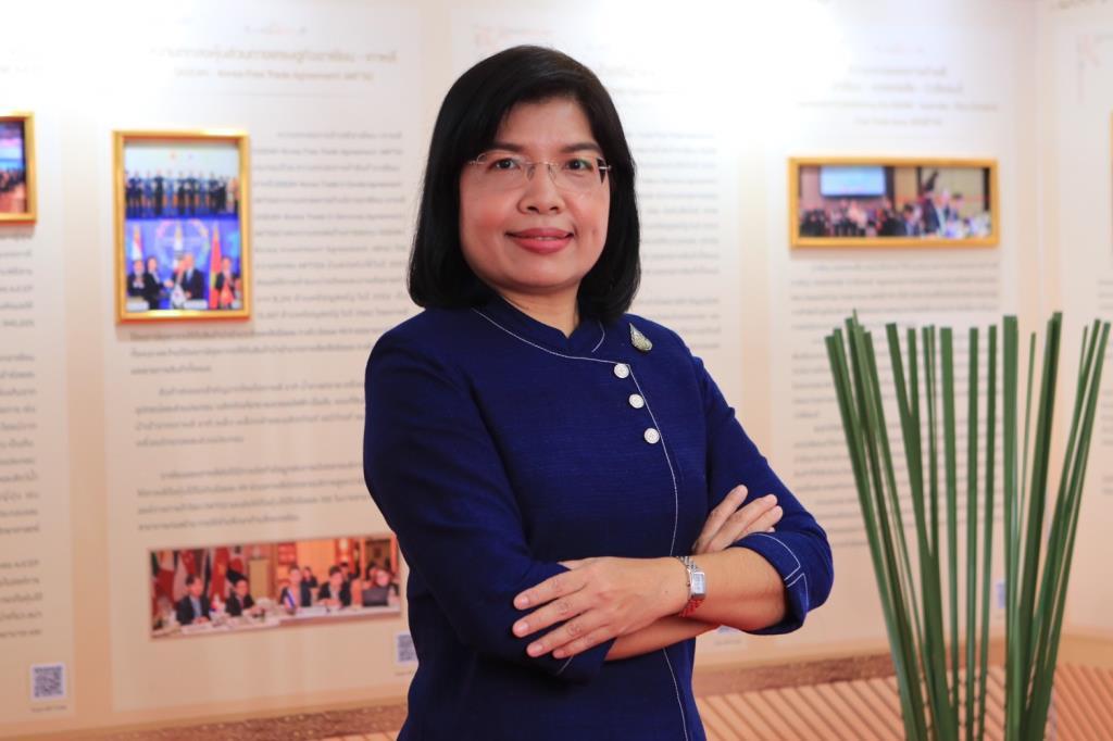 กรมเจรจาฯ เปิดรับฟังความเห็นฟื้นFTAไทย-อียู เผยผลศึกษาชี้สร้างโอกาสขยายการค้าได้เพิ่มขึ้น