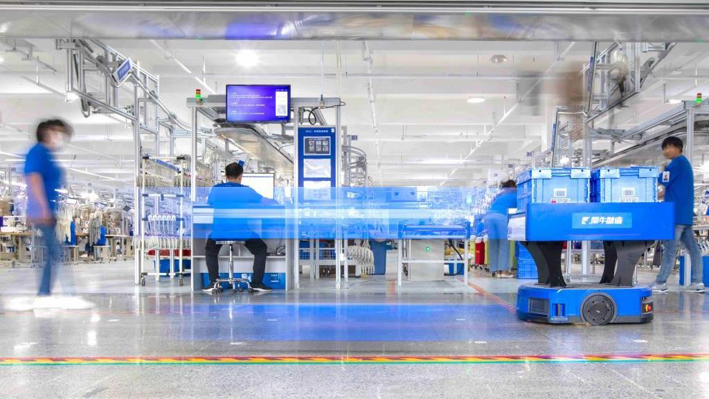 อาลีบาบา ชูโมเดลโรงงานดิจิทัลชุนฉี ต้นแบบ 'New Manufacturing'