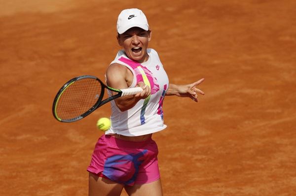 """""""ฮาเล็ป"""" ทะลุชิงหวดอิตาเลียนฯ ลุ้นแชมป์ WTA 3 รายการติด"""