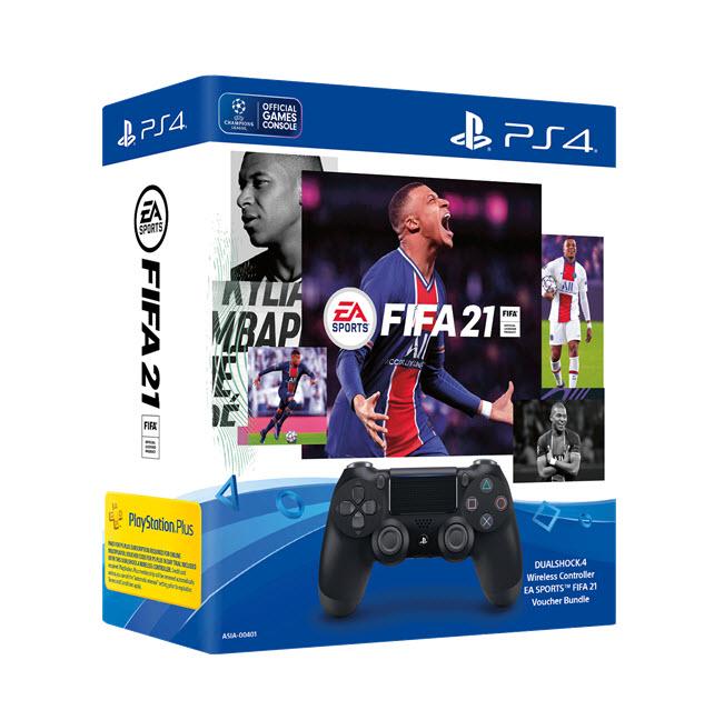 """ชุดบันเดิลคอนโทรลเลอร์พร้อมเกม """"FIFA 21"""" วางจำหน่าย 9 ต.ค.นี้"""