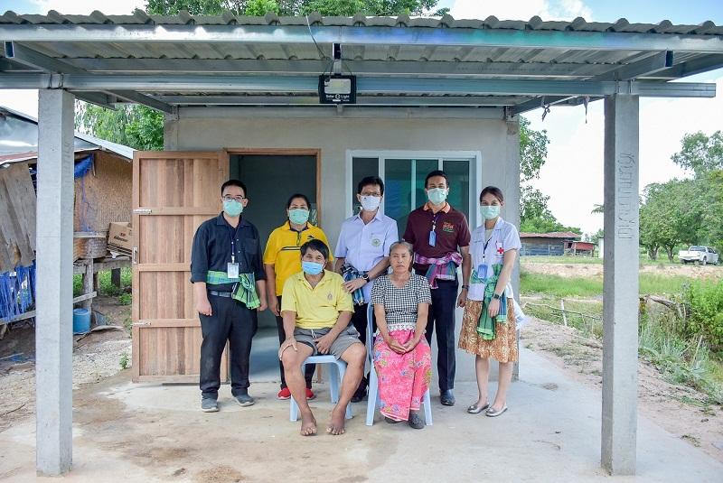 พฤกษาใส่ใจสังคมไทย เดินหน้ายกระดับชีวิตคนพิการต่อเนื่องเป็นปีที่สอง