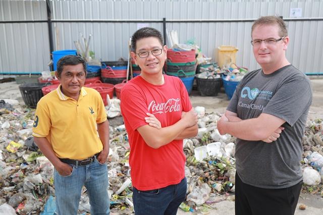 """เดินหน้าแล้ว """"โครงการติดตั้งเครื่องดักขยะในคลองลาดพร้าว"""" เพื่อทำความสะอาด และ ส่งเสริมการเปลี่ยนพฤติกรรมคนในชุมชน"""