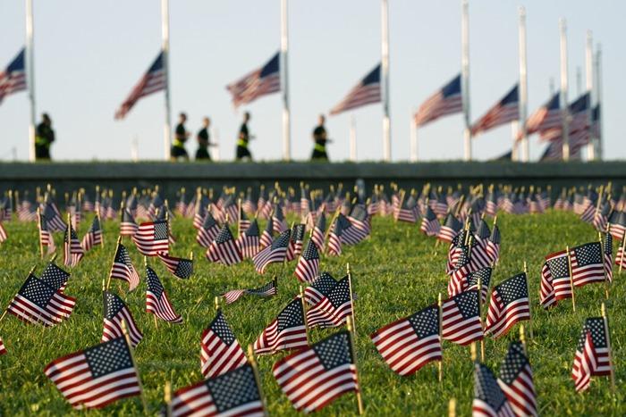 เสียชีวิตจาก 'โควิด' ที่สหรัฐฯทะลุ2แสนคน  'ทรัมป์'ยังคุยตนทำดีแล้วไม่งั้นถึง 2.5 ล้าน