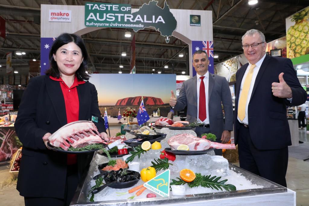 แม็คโครจัดเทศกาล วัตถุดิบอาหารจากออสเตรเลีย