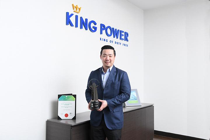 คิง เพาเวอร์ คว้ารางวัลความรับผิดชอบต่อสังคมเป็นเลิศระดับเอเชียเป็นปีที่ 2 ด้าน Social Empowerment สร้างชุมชน สร้างสังคมเข้มแข็งอย่างยั่งยืนด้วยพลังคนไทย