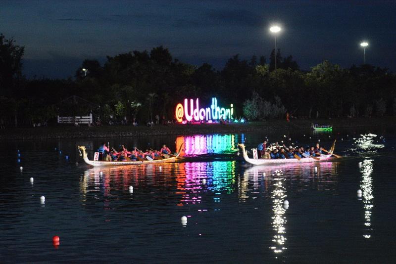 ตอกย้ำเมืองท่องเที่ยวเชิงกีฬา!อุดรฯเจ้าภาพจัดแข่งเรือพายชิงชนะเลิศแห่งประเทศไทย