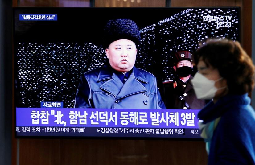 """In Clip : """"คิม จองอึน"""" ส่งจดหมายให้ """"มุน"""" ขอโทษต่อการเสียชีวิตของคนกระทรวงประมงเกาหลีใต้ที่มีรายงานถูกยิงก่อนเผาร่างทิ้ง"""