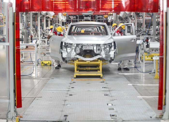 GWM รถยนต์แบรนด์ดังจีน เตรียมผลิตในไทยปีละ 80,000 คัน 'จีดับบลิวเอ็ม' เริ่มปีหน้า 2021