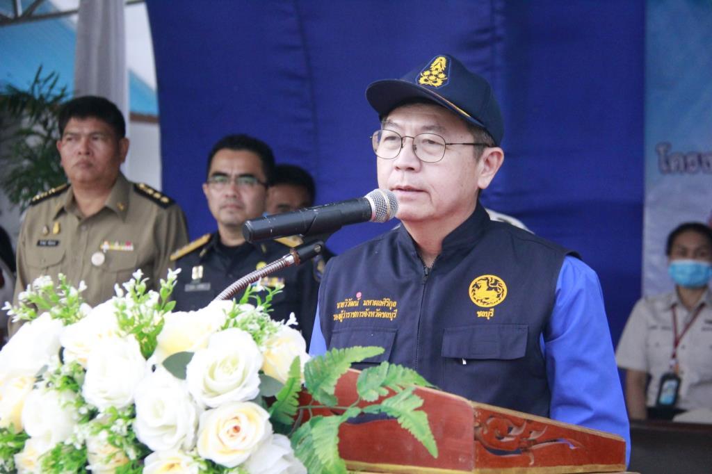 เรือนจำกลางชลบุรี จัดการฝึกซ้อมแผนป้องกันการระงับเหตุภายในเรือนจำ พร้อมรับมือหากเกิดเหตุการณ์จริง