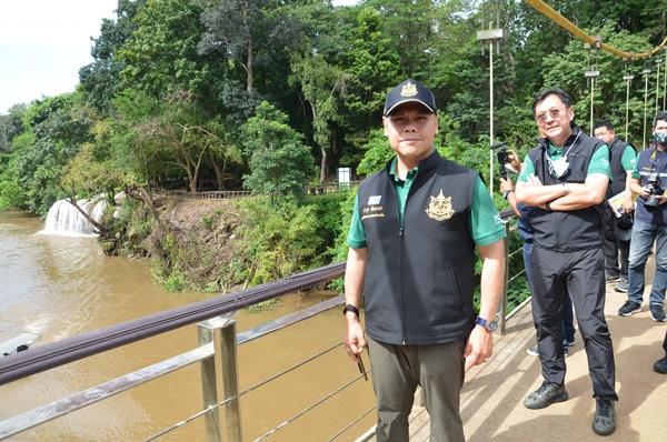 ก.ทรัพย์ฯ เตรียมทุ่มงบสร้างแหล่งน้ำ-อาหาร ป้องกันช้างป่าออกนอกพื้นที่