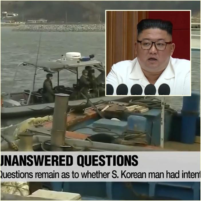 """In Clip: เปียงยางเตือน """"กำลังค้นหาศพ"""" อย่าส่งเรือล้ำแดน อดีตผู้ช่วยทูตเกาหลีเหนือแปรพักตรจวก """"มุน"""" ทำตัวอ่อนแอ"""