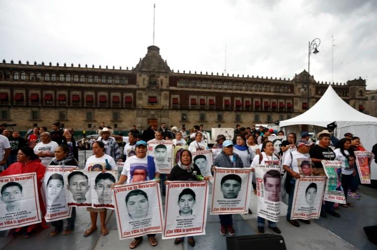 "In Clip : ครั้งแรกในรอบ 6 ปี! ""เม็กซิโก"" ออกหมาย 25 คนรวมตำรวจ-ทหาร ""คดี 43 นักศึกษารัฐเกร์เรโรหายตัวลึกลับปี 2014"