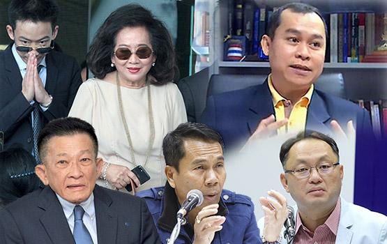"""หญิงอ้อเอฟเฟกต์!! ฉากปรากฏการณ์ """"พจมาน"""" อดีตภริยาทักษิณ ทำเอาสะเทือนไปทั่ว ทั้ง """"เพื่อไทย"""" ที่เข้าโหมดเซตซีโร  **ความจริงอีกด้านจาก """"ซูเปอร์โพล"""" คนไทยกว่าร้อยละ 70 ไม่ได้อ่านรัฐธรรมนูญ จะแก้หรือไม่แก้ แล้วแต่กระแสพาไป"""