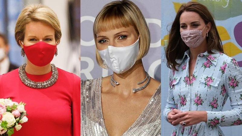 พาเหรดหน้ากากผ้าราชวงศ์ยุโรป เรียบง่ายหรือหรูหราต้องไปชมกัน!