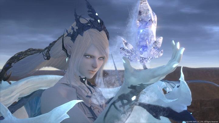 """หนังตัวอย่าง """"Final Fantasy XVI """" รับภาพไม่สวยเพราะใช้เกมจริง"""