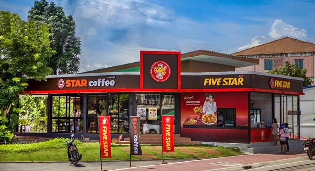 'ซีพีเอฟ' หนุนโอกาสเป็นเจ้าของธุรกิจ สร้างผู้ประกอบการร้านอาหารห้าดาวและสตาร์คอฟฟี่