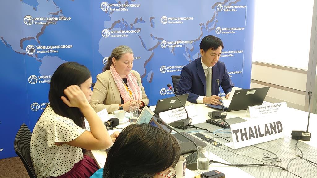 เวิลด์แบงก์คาดจีดีพีไทยปี63หดตัว8.3%-ห่วงรัฐเบิกจ่ายงบฝืด-ลงทุนไม่กระเตื้อง