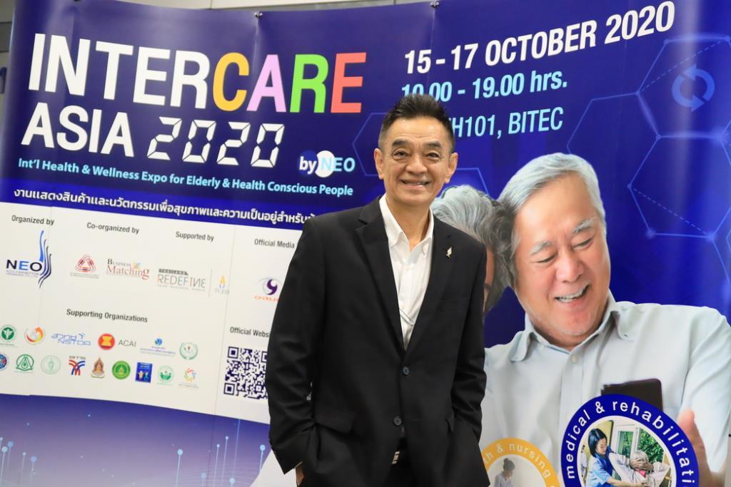 สินค้าบริการผู้สูงอายุแสนล.บูม ดันไทยโมเดลสู่ตลาดอาเซียน