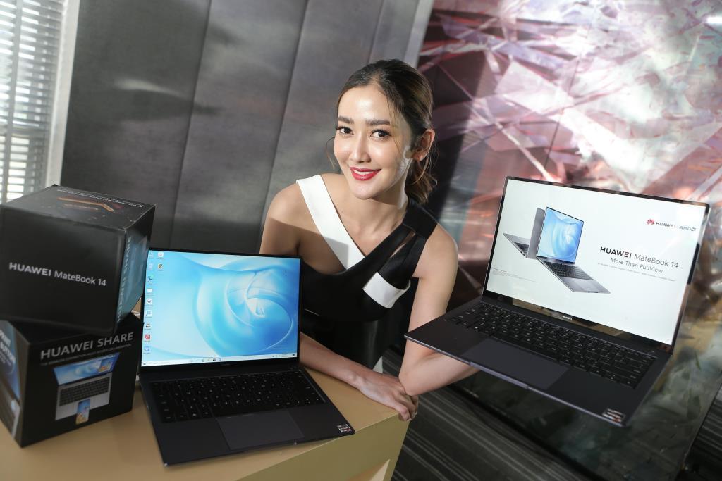 Huawei เติมไลน์ MateBook - MatePad เสริมอีโคซิสเตมส์