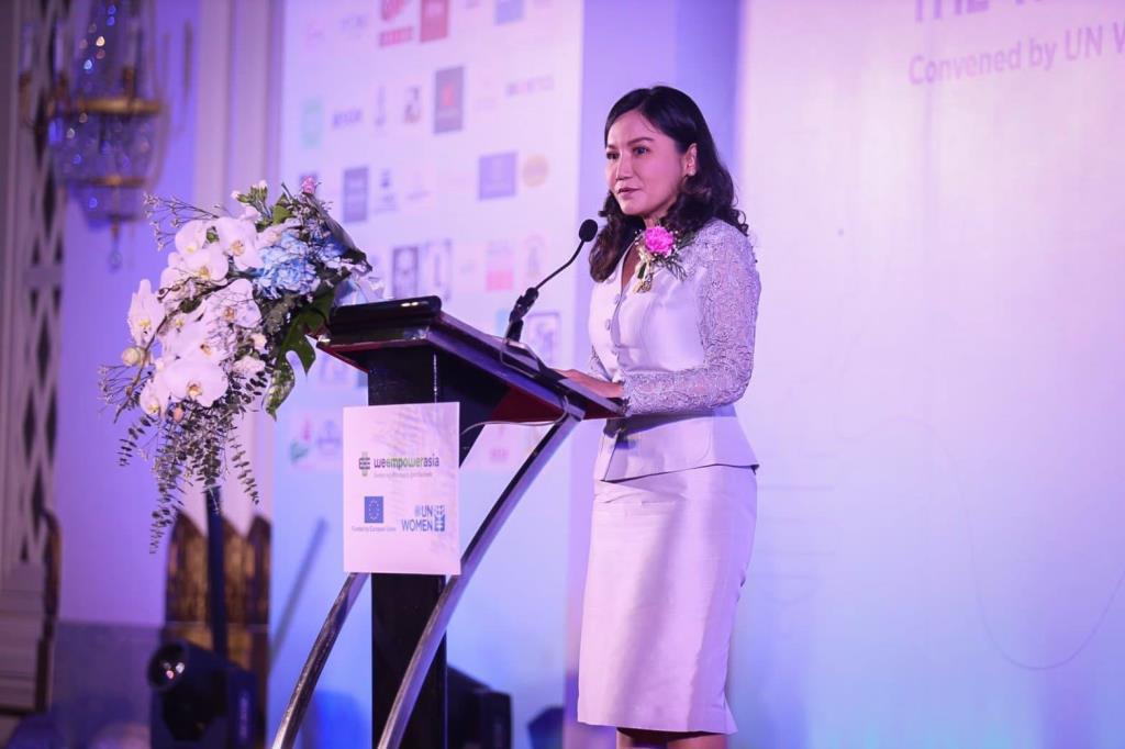 'นฤมล' ดัน 'ศักยภาพสตรี' สู่แรงงานฝีมือคุณภาพ ขับเคลื่อนเศรษฐกิจไทย