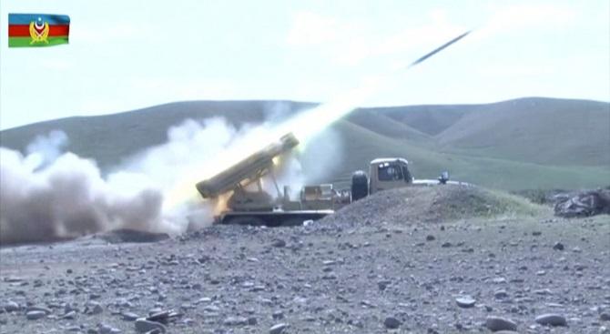 รัสเซียเสนอตัวเป็นเจ้าภาพเจรจายุติสู้รบอาเซอร์ไบจาน-อาร์เมเนีย ยังปะทะเดือดเข้าสู่วันที่4