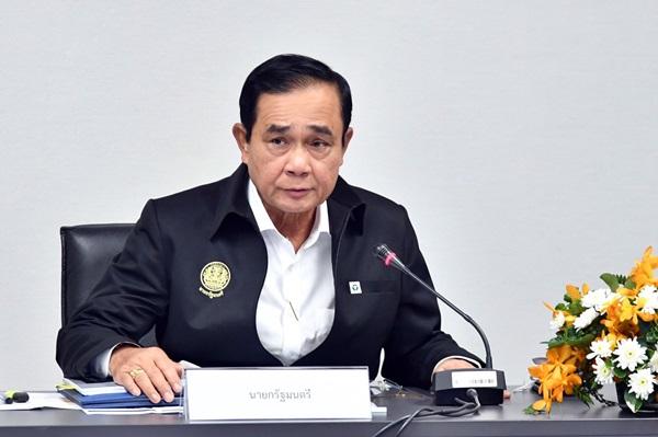 """นายกรัฐมนตรี ยกระดับโลจิสติกส์ ย้ำเป้าหมาย """"เชื่อมไทย เชื่อมโลก"""""""