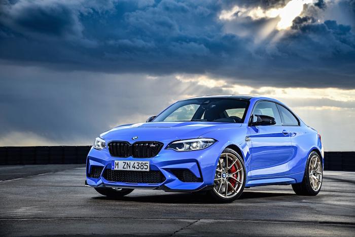 BMW M2 CS ความเร็วเร้าใจเต็มพิกัดจากสนามแข่งสู่ท้องถนน