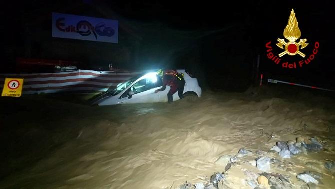 ฝนถล่มทำน้ำท่วมหนักชายแดนฝรั่งเศส-อิตาลี ตาย2คนสูญหาย9ราย