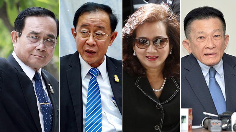 """ถูกใจตรงสเปกลุงเขาล่ะ เบื้องหลังดัน """"อาคม""""เป็น""""ขุนคลัง"""" ตอกย้ำรัฐราชการเป็นใหญ่ ** โพลก็คือโพล คนค้านมากกว่าหนุน """"เพื่อไทย""""ร่วมรัฐบาล""""ประยุทธ์"""" แต่โลกความเป็นจริง อยู่ที่""""เจ้าของพรรค""""ตัดสินใจ"""