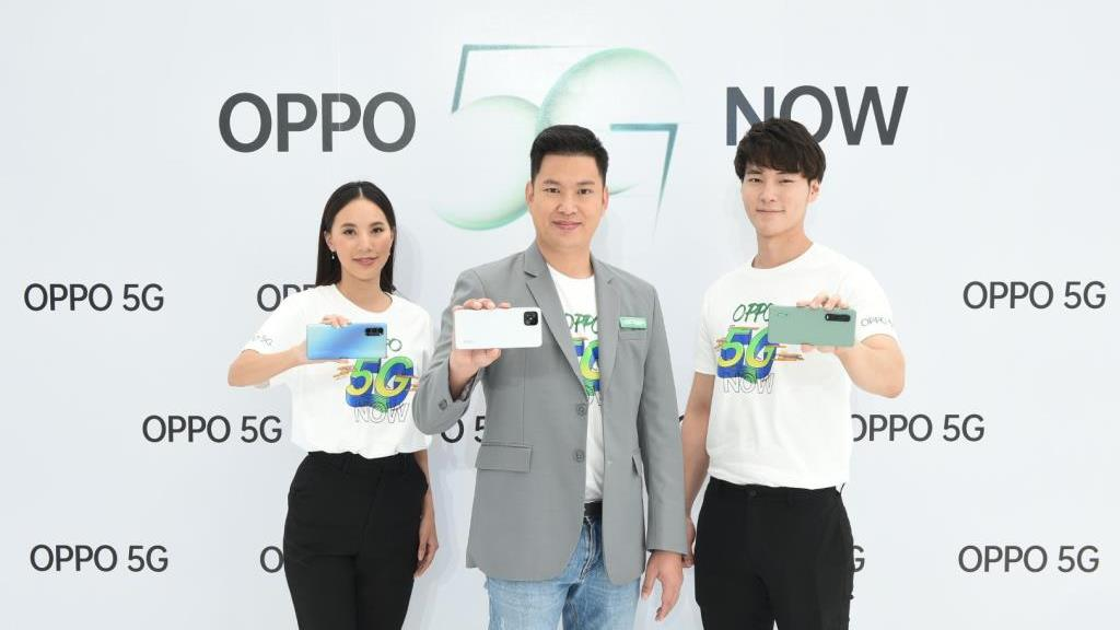 OPPO ส่ง Reno 4 Z 5G เสริมสมาร์ทโฟนราคาหมื่นต้น